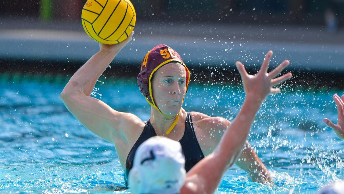 USC Finishes Shortened 2020 Season Atop Women's Water Polo Top 25 Poll