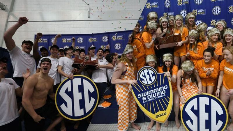 SEC Can Start Swim Season On October 1 With Dual Meets Allowed