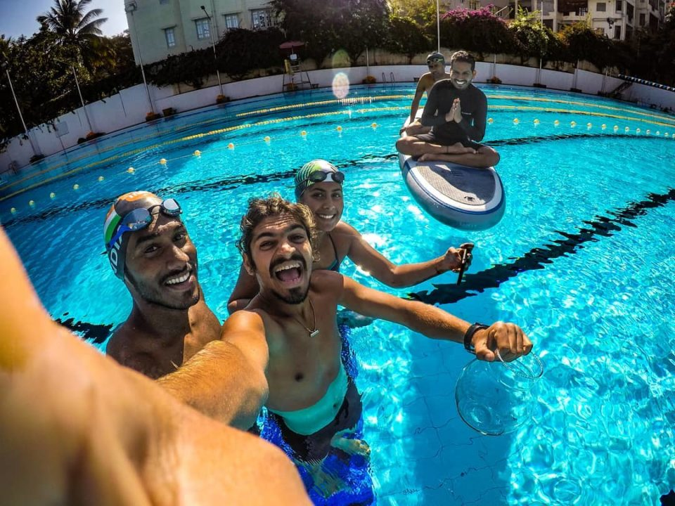 Swimmers Ke Liye Mental Toughness
