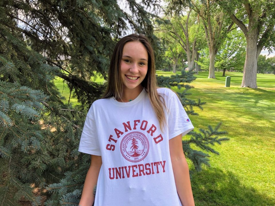 Colorado 5A Sprint Champ Anna Shaw Verbally Commits to Stanford