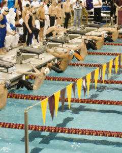 When 72 Points Vanished in One NCAA Final: The Infamous Medley Relay of 2007