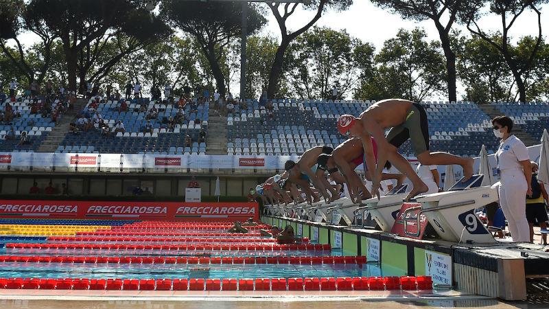I Campionati Europei Juniores Si Svolgeranno A Roma Dal 6 All'11 Luglio