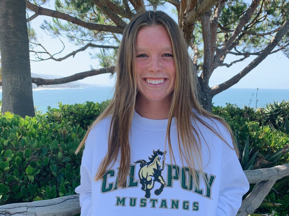 Katie Faris Switches to Cal Poly from Boise State for 2020-21