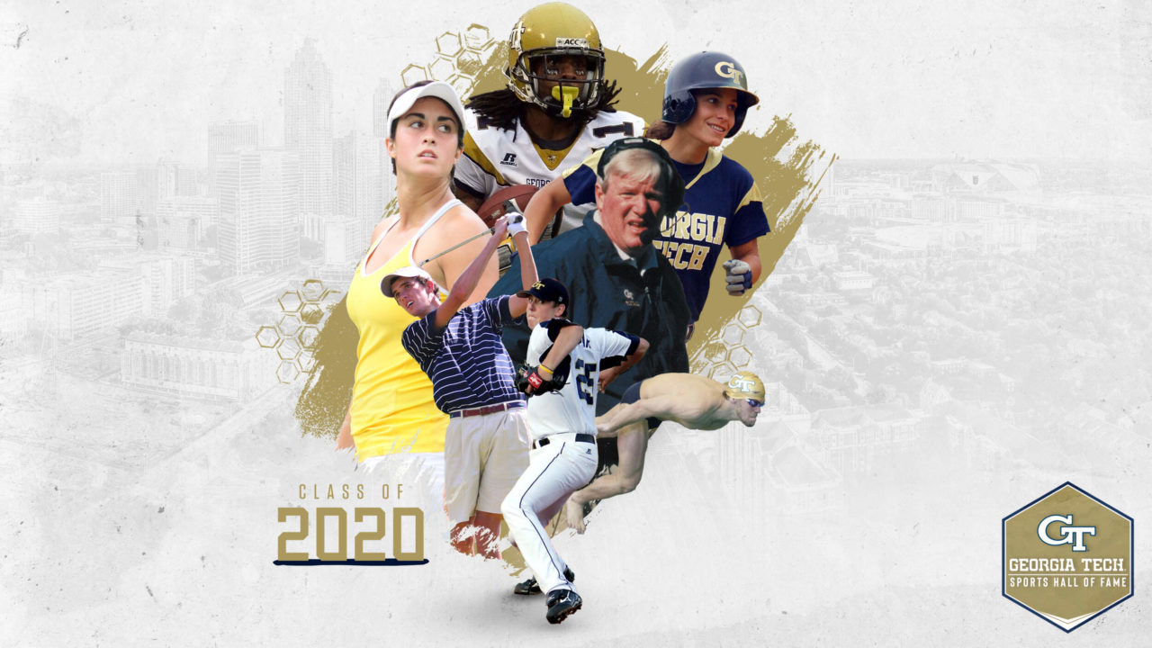 Georgia Tech Sports Hall of Fame Class of 2020 Announced