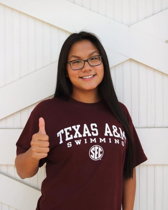 Texas 5A State Runner-Up Joelle Reddin Commits to Texas A&M