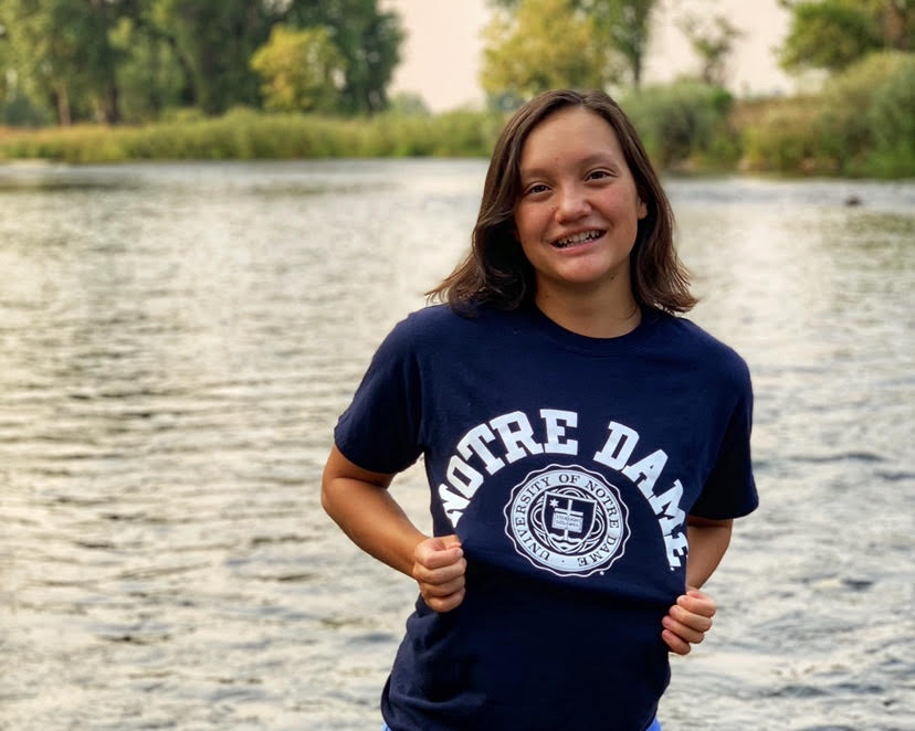 Notre Dame Pulls in Verbal Commitment from #18 Renee Gillilan (2022)