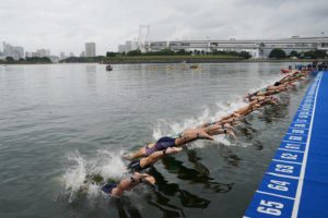 Russia Releases the Date for the 2020 Open Water Swimming Cup
