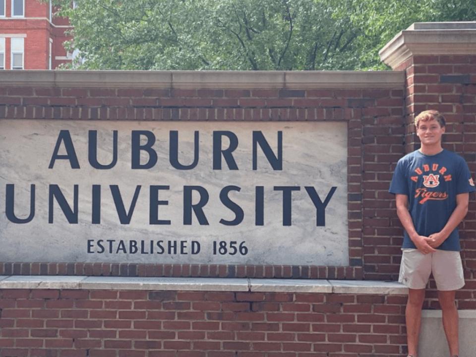 6-Time Louisiana State Champion Collin Klingman Commits to Auburn (2022)