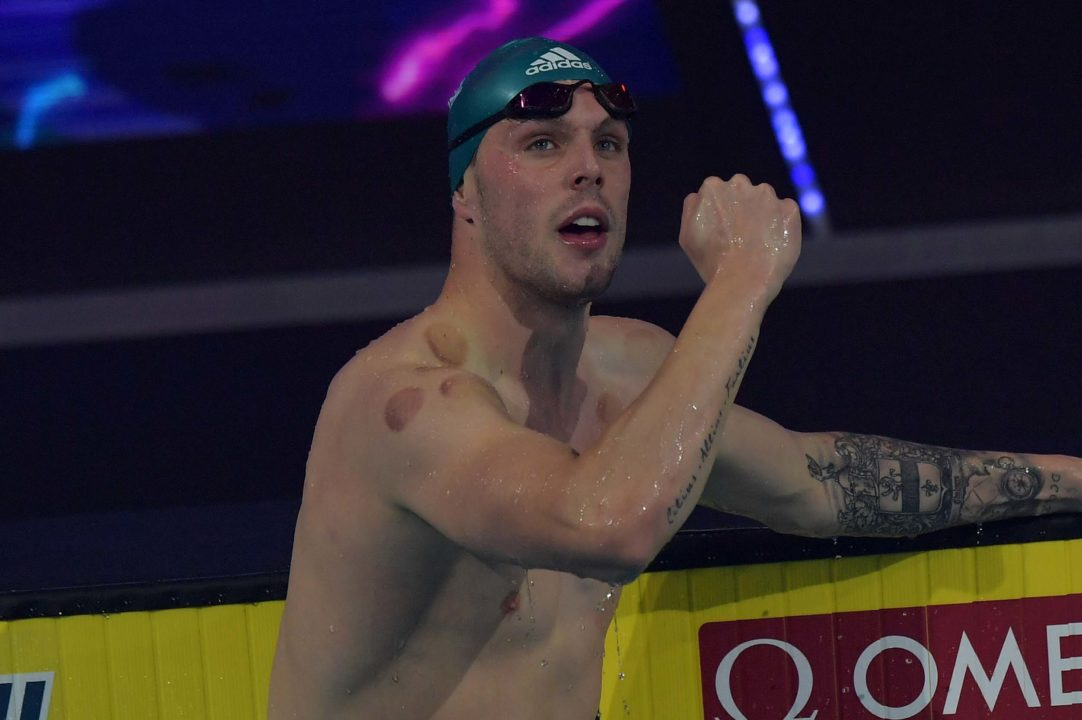 From Surgery To The Top, Chalmers Takes 200 Free Title At Aussie Trials