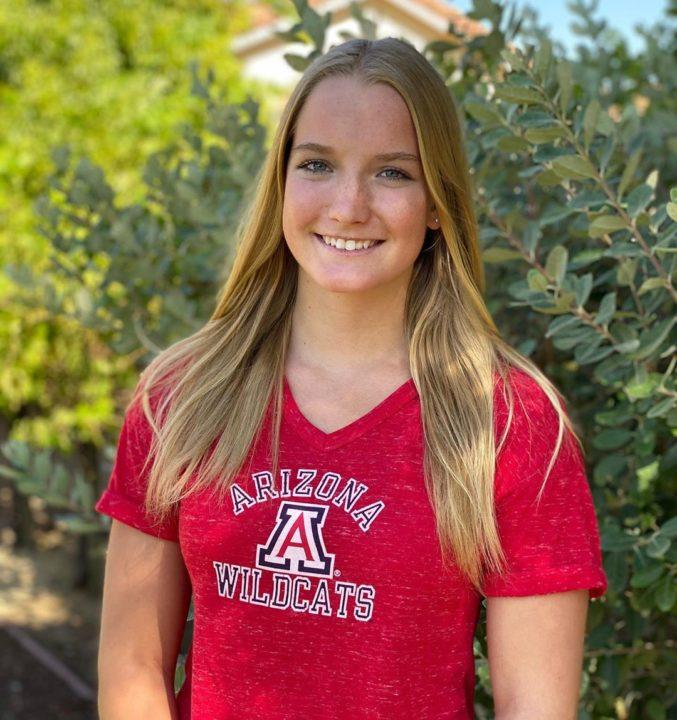 Winter Juniors Qualifier Steffi Beisel Verbally Commits to Arizona