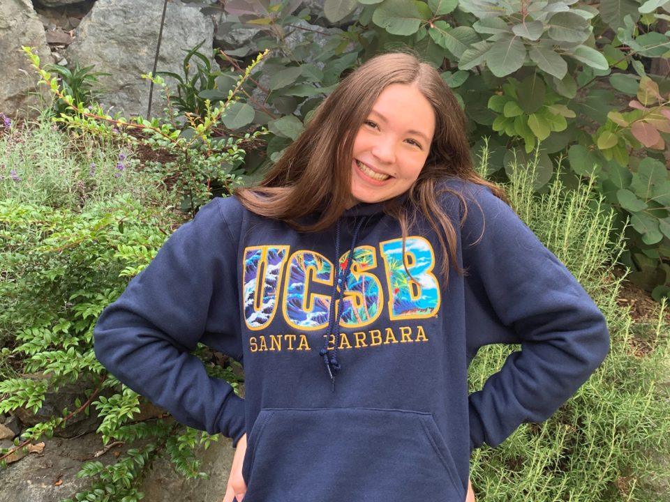 Washington 3A State Champion Amelia Hammer Sends Verbal Pledge to UCSB