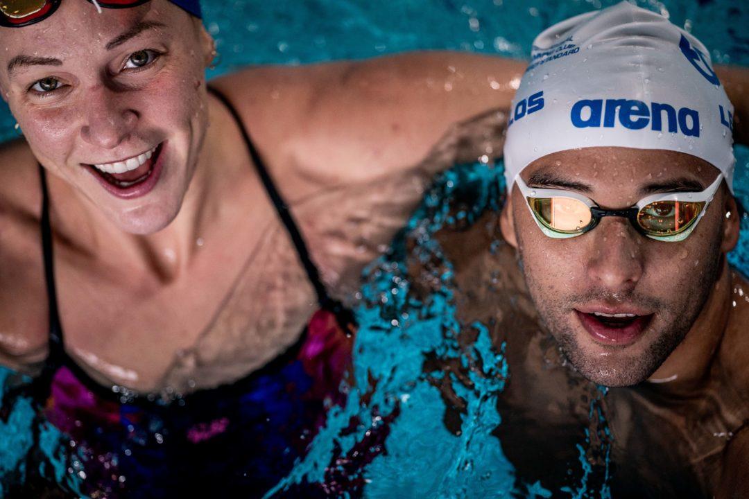 ISL I Primi 5 Nuotatori Ufficialmente Mantenuti Da Energy Standard