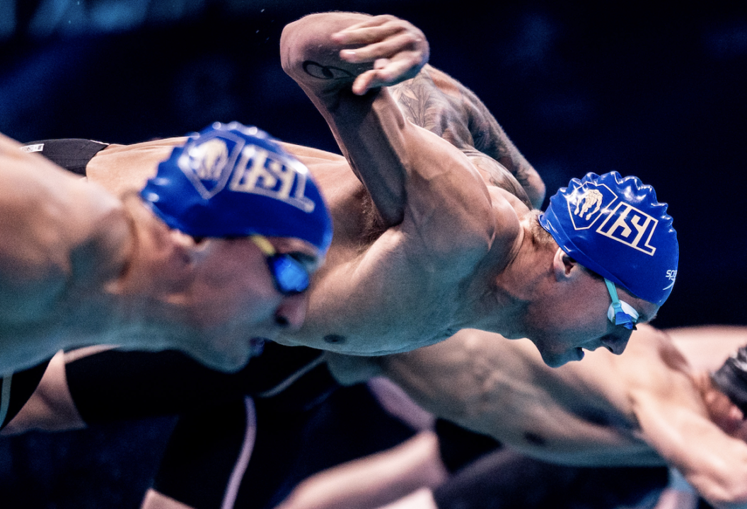 Top 5 Swimmers In Each Event Heading Into the 2020 ISL Post-Season