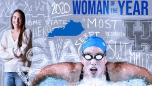 Kentucky Swimmer Asia Seidt Named 2020 NCAA Woman of the Year