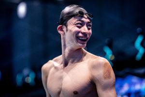 Japan Open Ryosuke Irie 53.00 Nei 100 Dorso Risultati Day 2