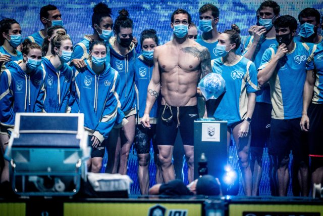 ISL Depth Charts: Caeleb Dressel Will Only Swim Portion of ISL Regular Season