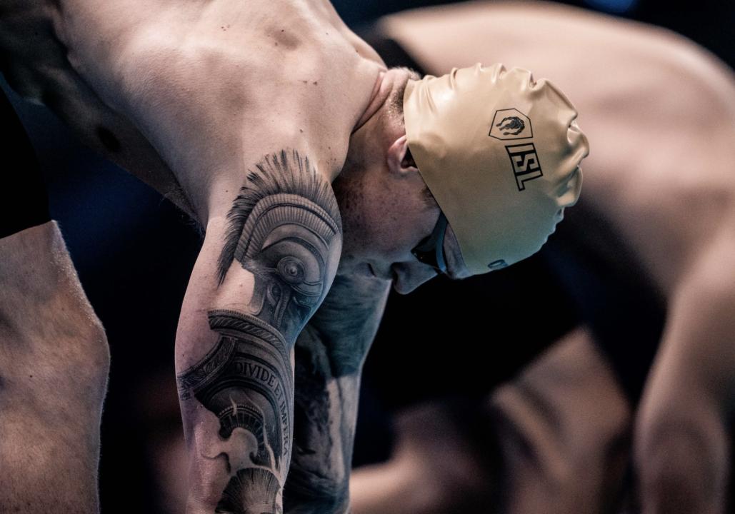 Lanciata International Swimmers' Alliance Con 120 Nuotatori D'Elite