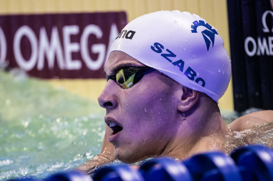 2021 ISL Match 1, Day 2: le Clos and Szabo Will Swim 50 Fly Side-by-Side Twice
