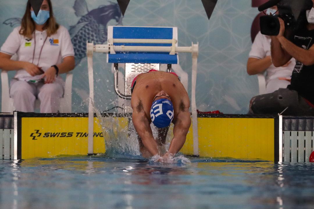 Hugo Gonzalez Breaks Spanish National Record to Win Bronze at Euros