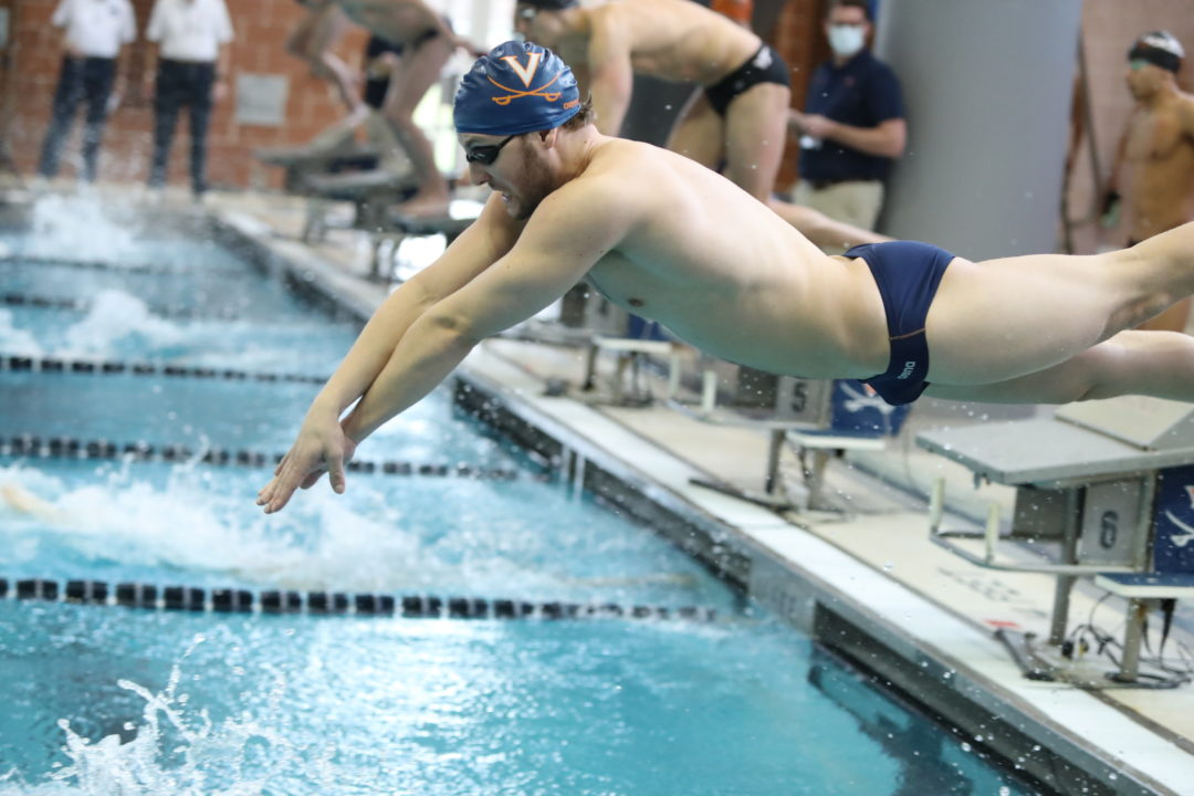Keefer Barnum Rattles Own School Record at Cavalier Invite Day 2 Finals
