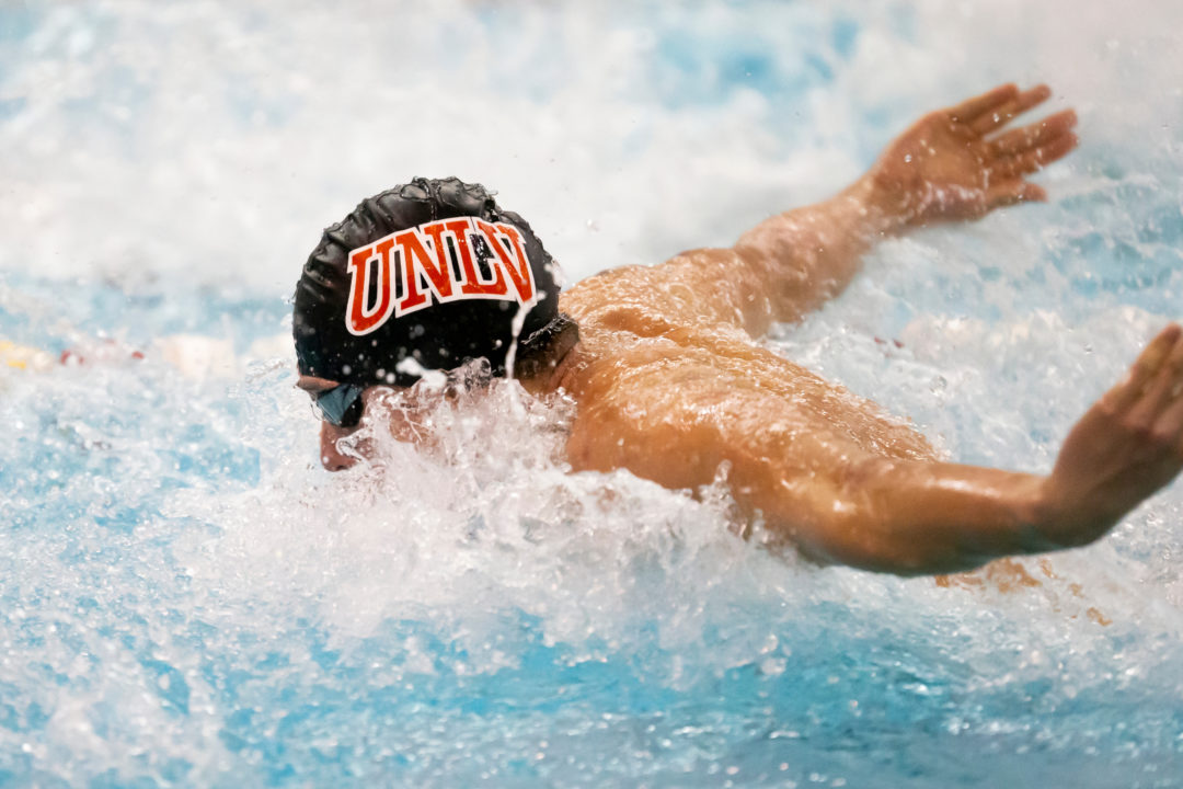 2021 Men's WAC Championships: UNLV Sweeps Day 1 Relays