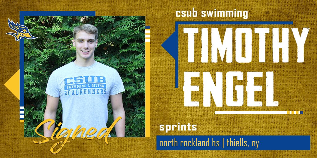 CSUB Roadrunners Receive Commitment From Timothy Engel
