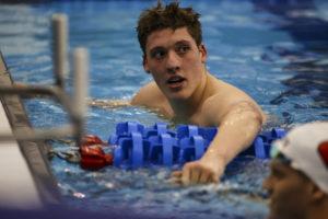 2021 ACC Most Valuable Swimmer Jack Hoagland Misses Meet with Broken Wrist