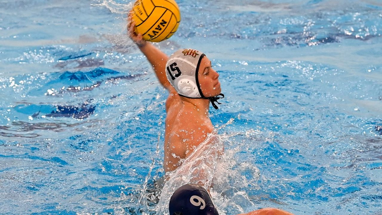 Navy Men's Water Polo Sweeps Twin Bill With La Salle and Iona