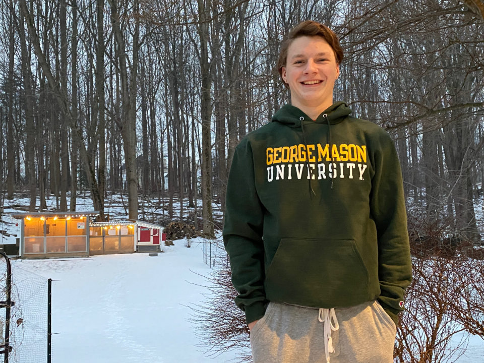 George Mason Picks Up Verbal from Maryland 4A3A State Runner-Up Gabriel Fouts