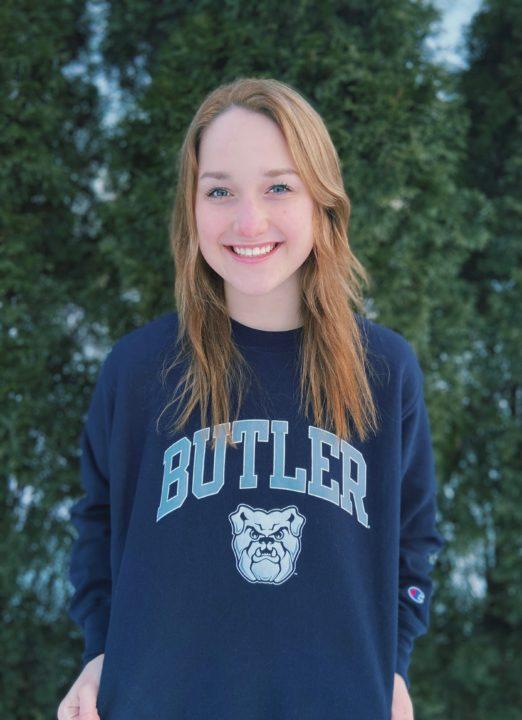 Butler Picks Up Sprint Freestyler/Backstroker Caroline Colombo (2021)