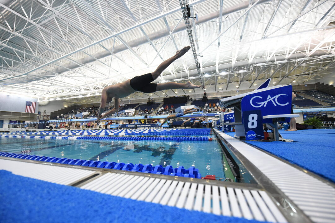 Medical Incident Delays First Finals Session of Greensboro Summer Championships