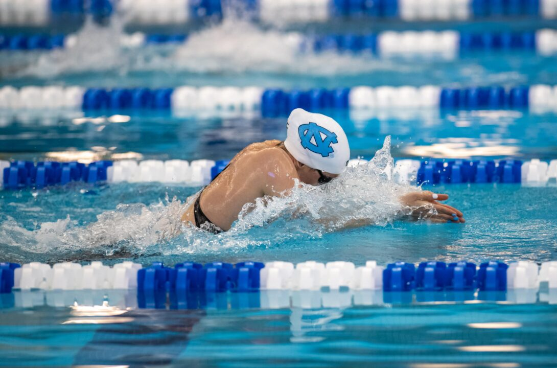 Power Ranks Revisited: 2021 Women's NCAA Swimming & Diving Championships