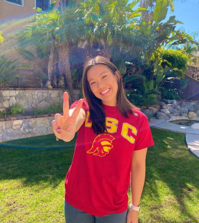 Courtney Tseng Transferring to USC After 2021 Princeton Graduation