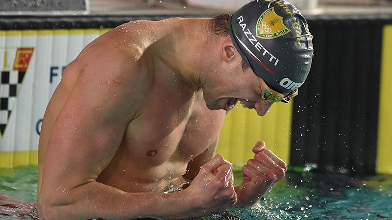 Alberto Razzetti Shatters Own Italian Record with 1:57.13 200 IM