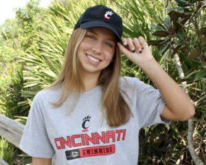 Florida HS 4A State Champ Grace Gavin Makes Verbal Pledge to Cincinnati