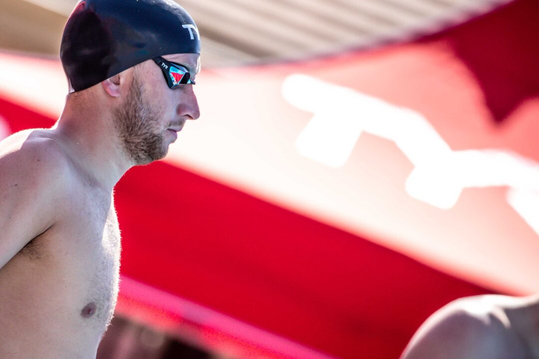 """Jordan Wilimovsky on Olympic Trials Prep: """"We're gettin there"""""""