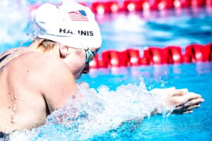 Molly Hannis's 100 Breast DQ Overturned; Trials Will Have 9-Woman 100 BR Final
