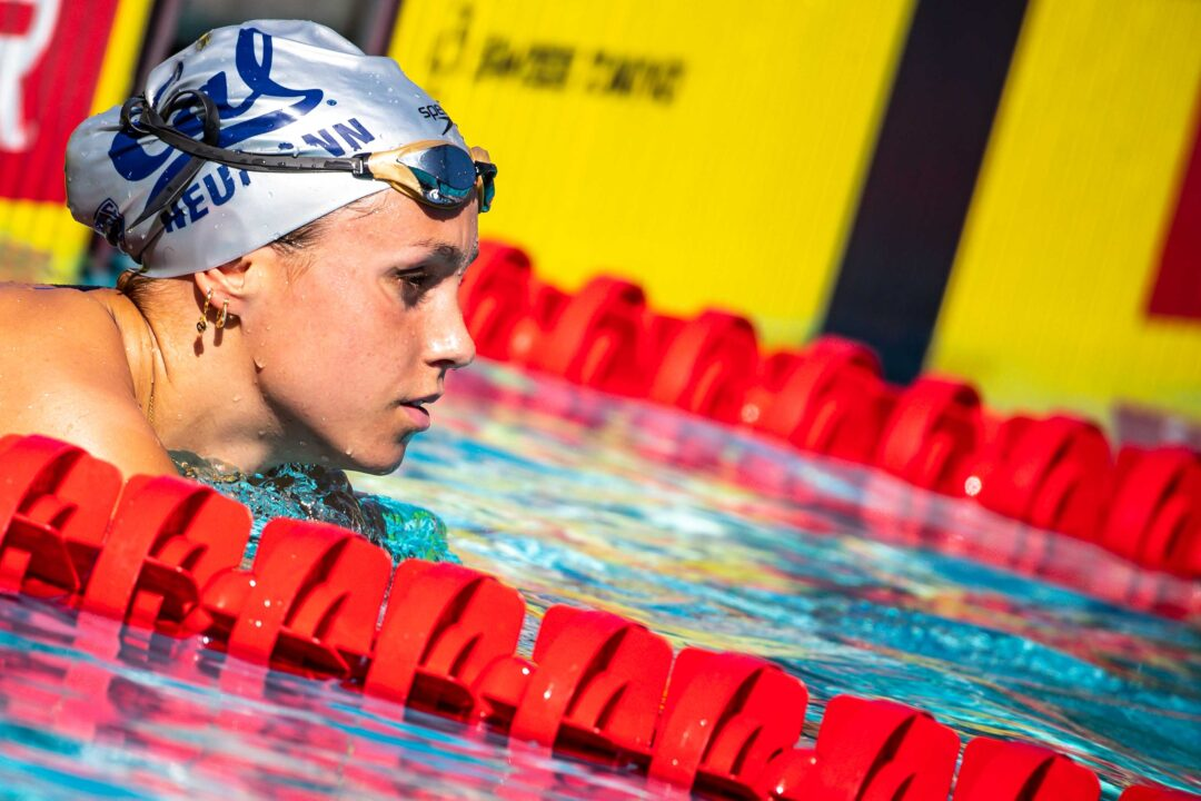 Seven Cal Swimmers Set For European Championships