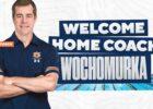 Auburn, FSU Split in Wochomurka's Dual Meet Debut; FSU Pool Records Fall