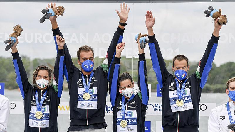Italy Tops Team 5k Podium At 2021 European Championships