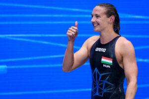 SwimSwam Pulse: 62% Pick Hosszu To Defend Olympic 400 IM Title