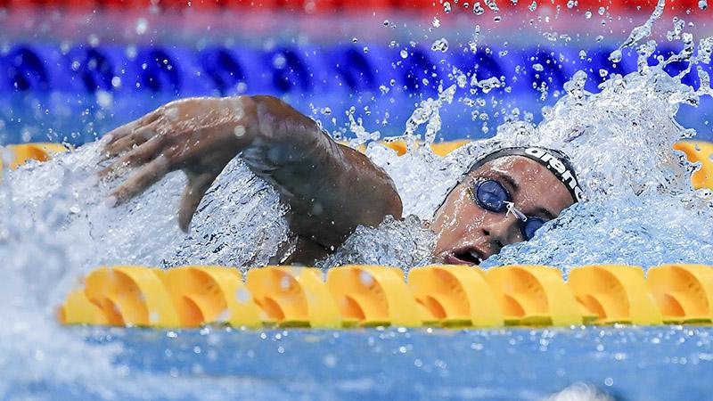 Deutsche 4x100m Lagenstaffel erreicht Finale bei Europameisterschaften