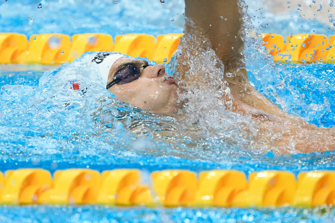 Tokyo 2020 Olympic Swimming Previews: Rylov Puts US Streak At Risk In 200 Back
