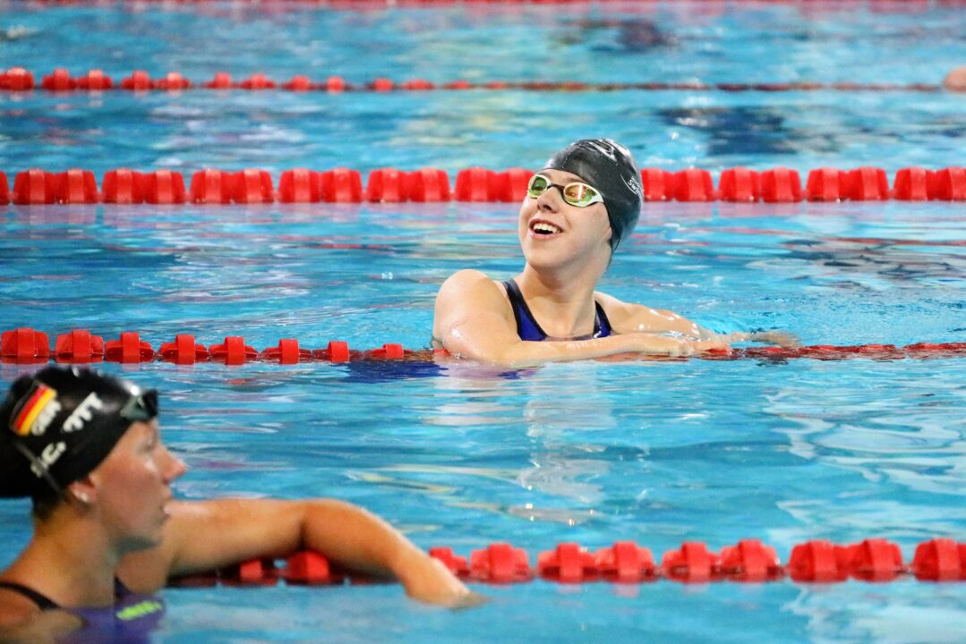 Nora Meister Opens Para Euros Day 4 Finals With World Record