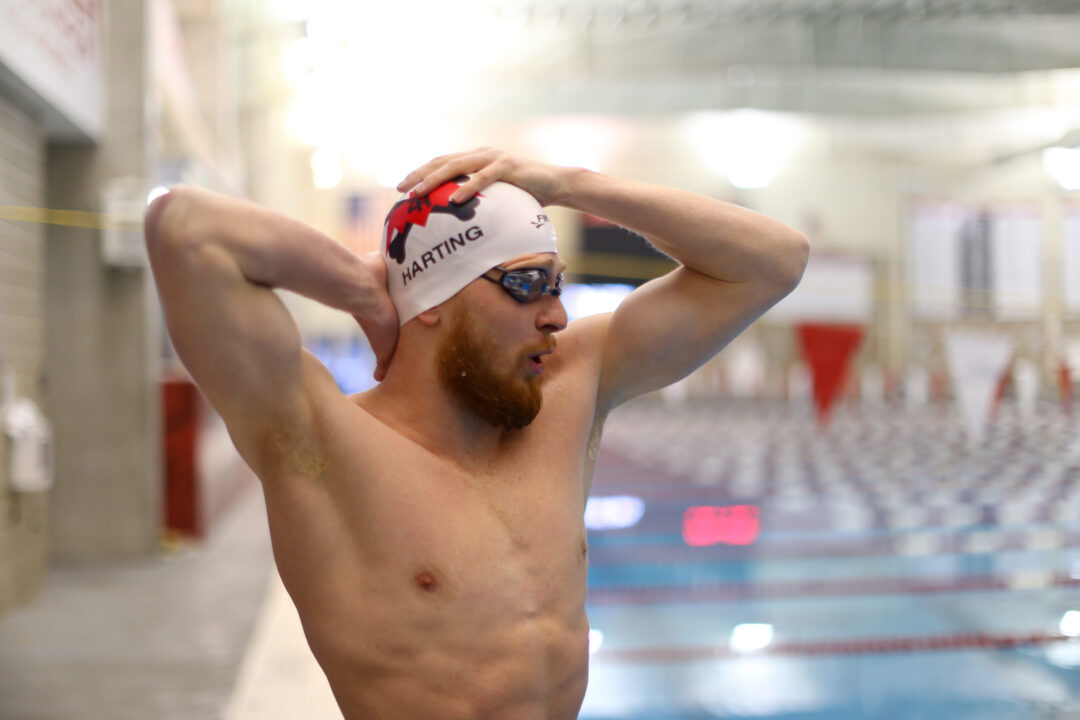 """Zach Harting: """"I figure it's only my job to put on a show"""""""