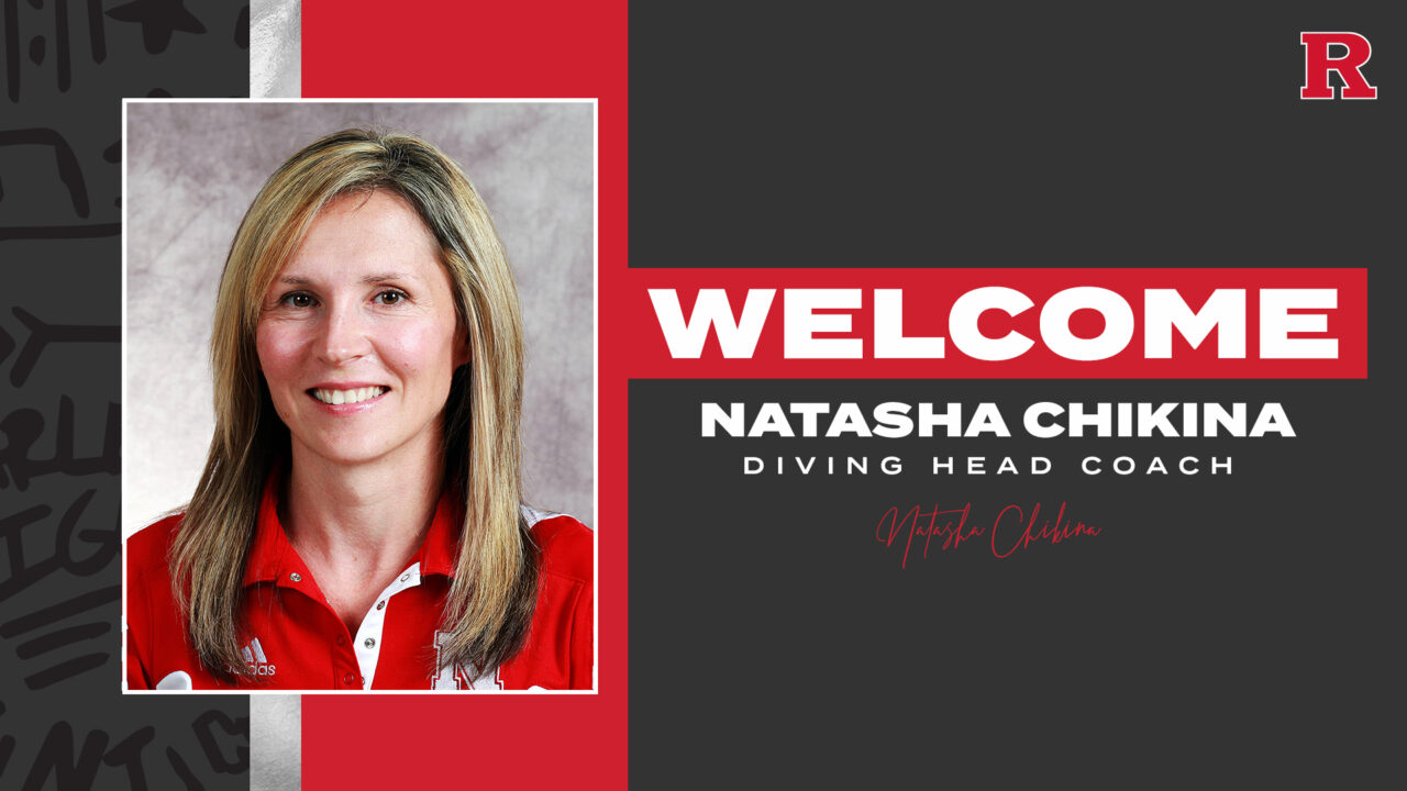 Two-Time Olympian Natasha Chikina Joins Rutgers Staff as Diving Coach
