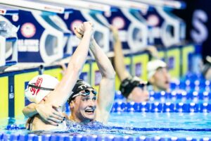 Annie Lazor Dal Quasi Ritiro Alle Olimpiadi Grazie Al Supporto Di Lilly King