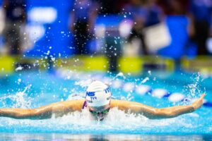 Curzan Scratches 100 Back, Farris 200 Free On Day 2 Prelims of U.S. Trials