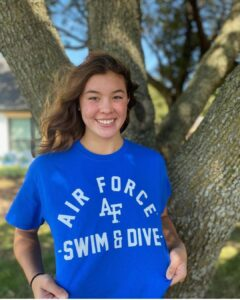 Corbyn Cormack Commits to Air Force with Time Faster than Program Record