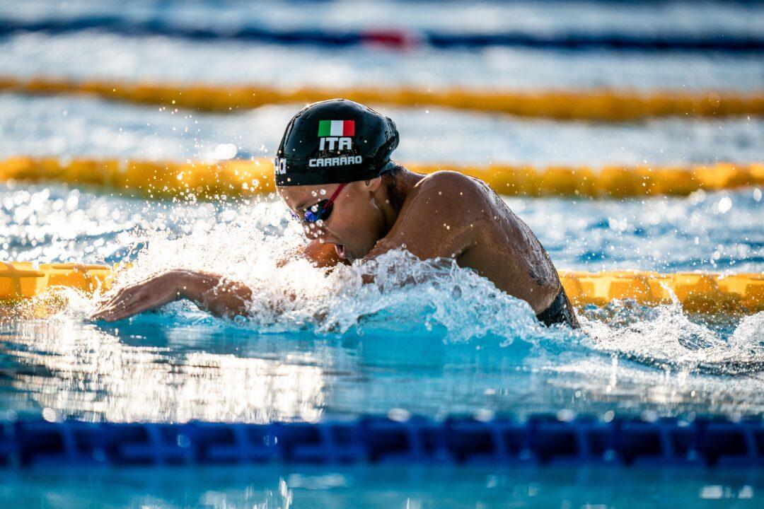 Olimpiadi Tutti Gli Italiani In Gara Nelle Semi/Finali Del Terzo Giorno